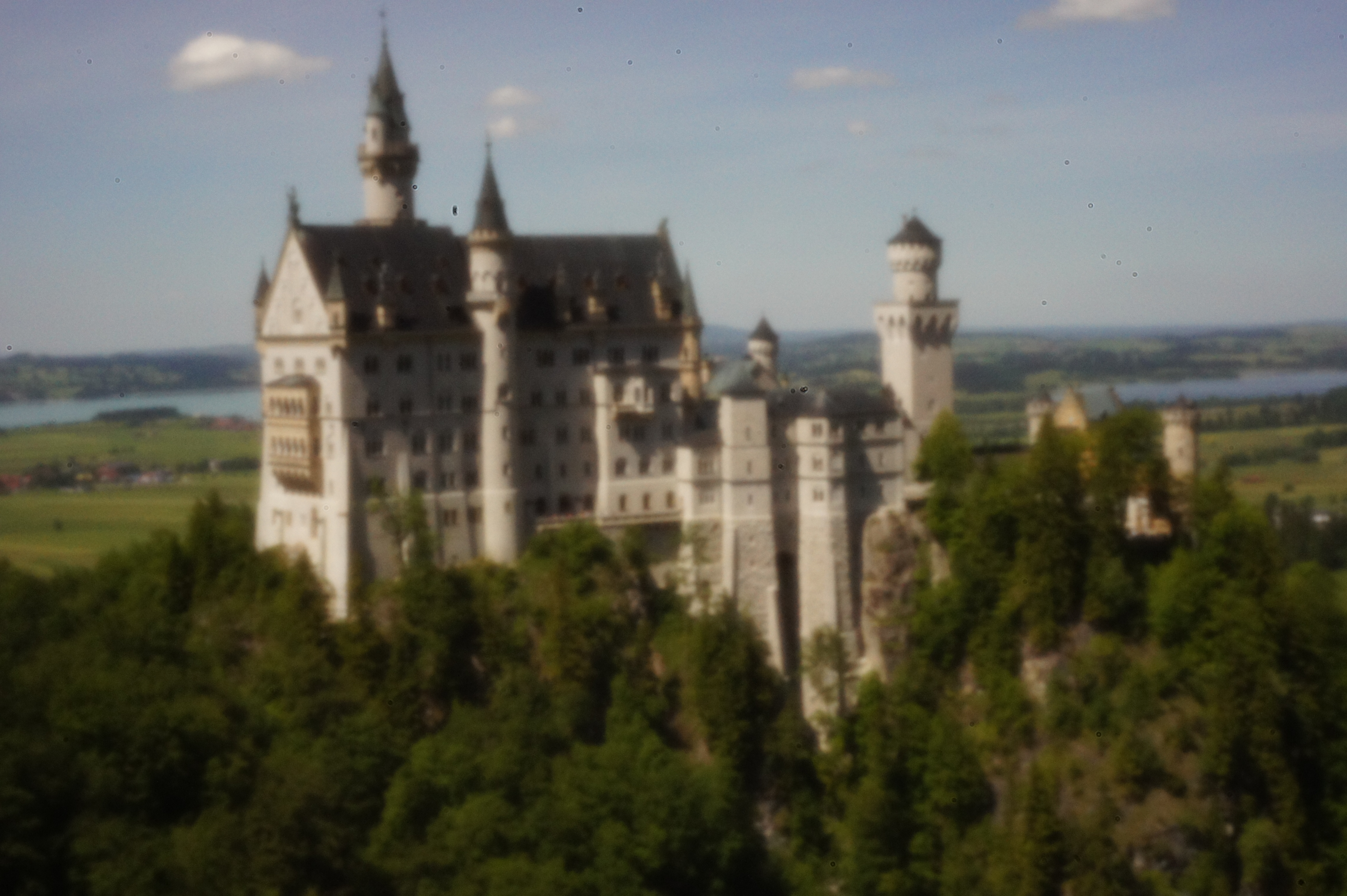 Allgu in Bavaria &#8211; home of Neuschwanstein castle and Skink Pinhole Pancake
