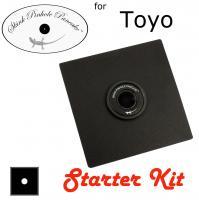 Retro Starter Lensboard Toyo 90mm