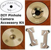 Skink Pinhole Pancake DIY Pinhole Kit 4x5 5x7 8x10
