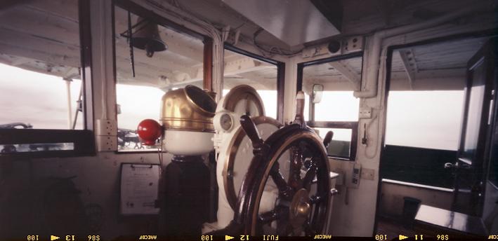 Mit der Pinhole Kamera dem Corona Lockdown entgehen