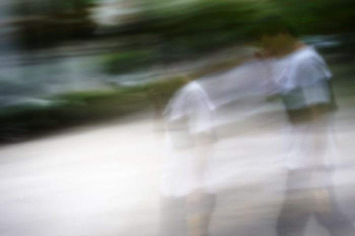 Pinhole handheld – ICM (intentional camera movement)