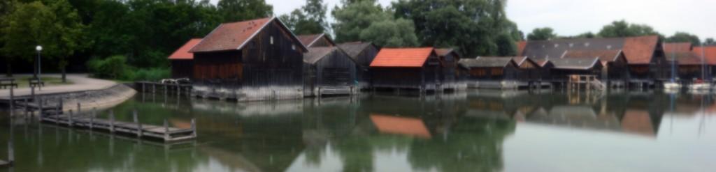 Ammersee Bootshäuser