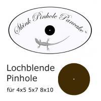 Lochblende 370µm